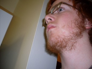 little boy beard
