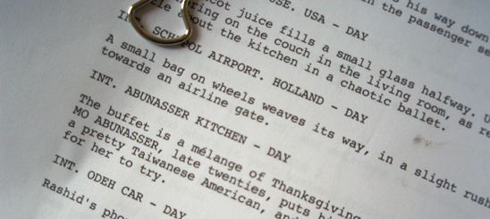 Wryly in screenwriting agents