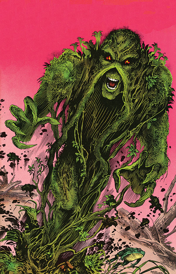 The Book of Swamp Thing - Heroscapers