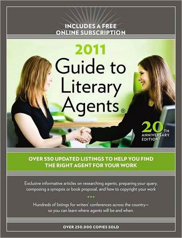 Book Review: 2011 Guide to Literary Agents