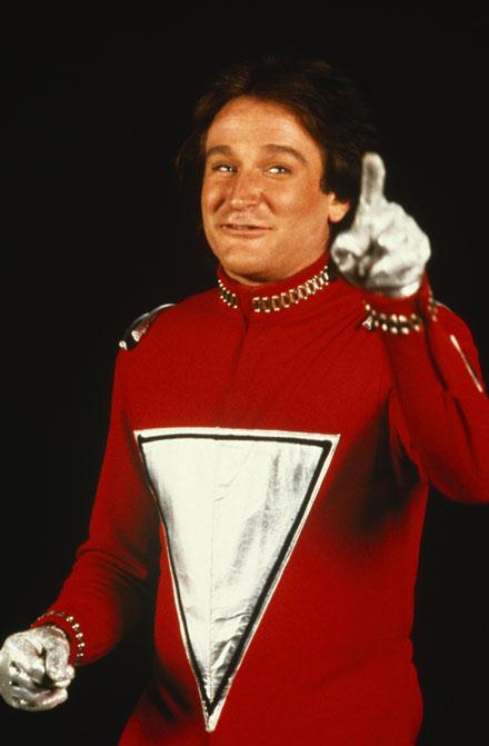 Robin Williams Mork